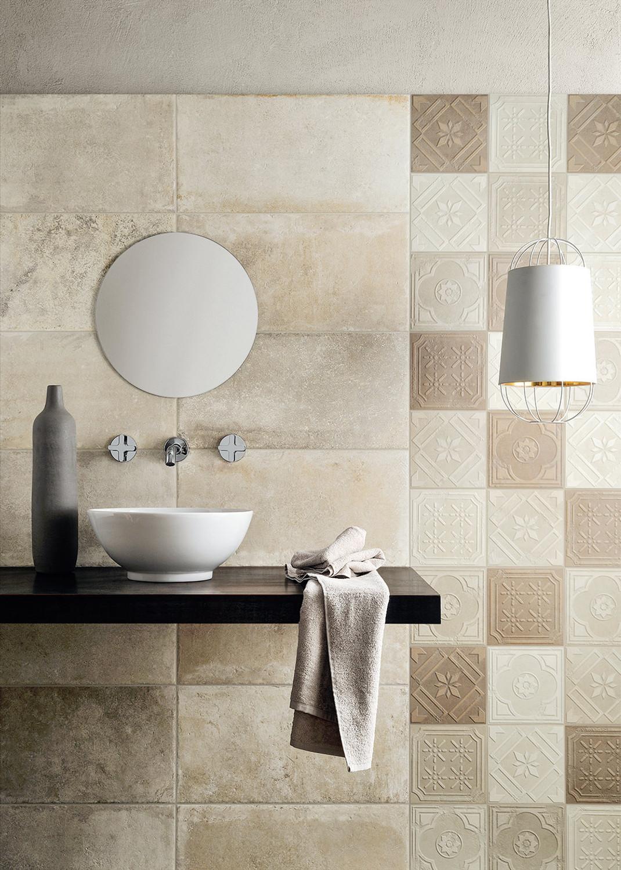Floor Tile Rustic Sand Fioranese Montpellier Talco 60,4x90,6 cm 0MP691R/R