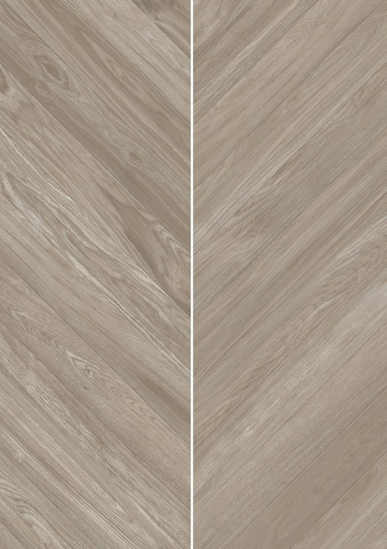 Floor Tile Wood Optic Chevron Vieilli R 37,5x150 cm