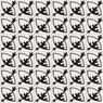 Zementfliesenoptik ROTJEN BASALTO 20x20 cm       – Bild 3