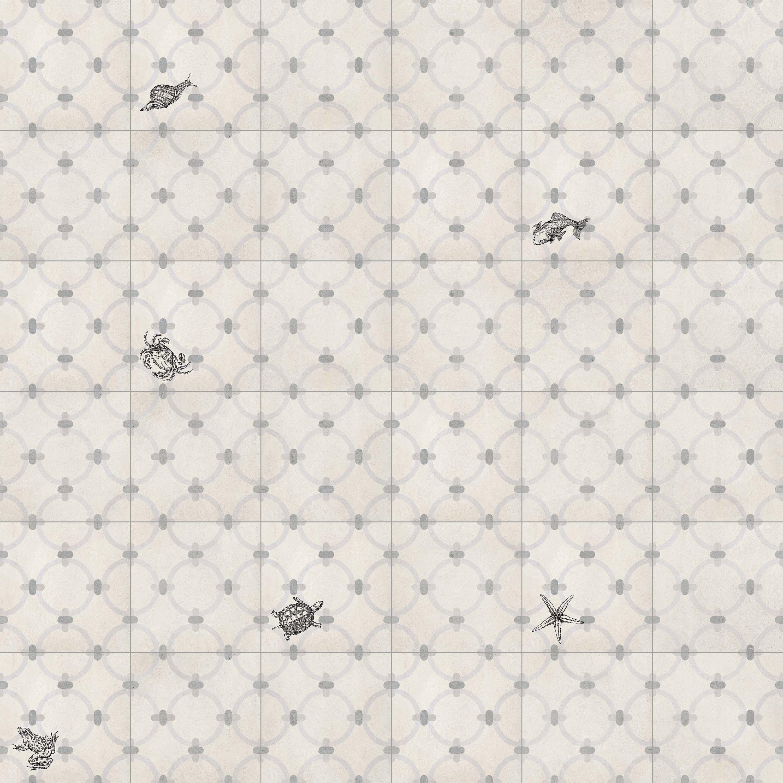 Zementfliesenoptik MACAYA HUMO 20x20 cm         – Bild 3