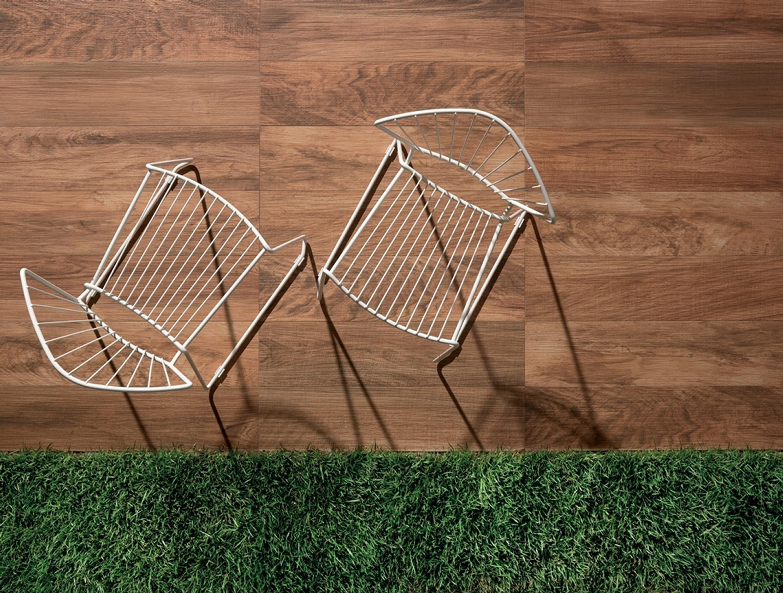 Bodenfliese Holzoptik Chalet Ciliegio R9/A 20x80 cm         – Bild 4