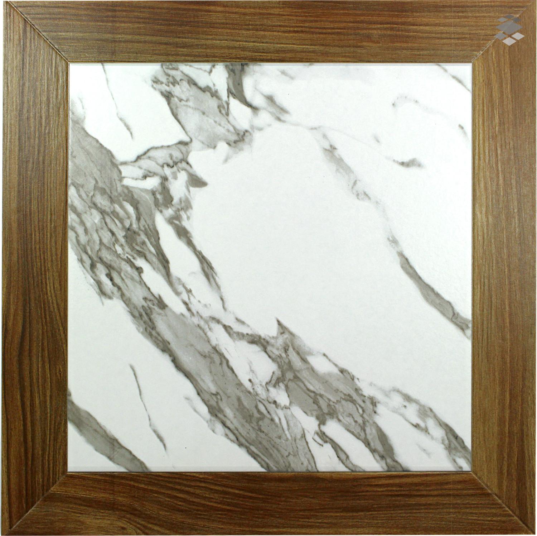 Bodenfliese Square Calacatta 47,8 x 47,8 cm