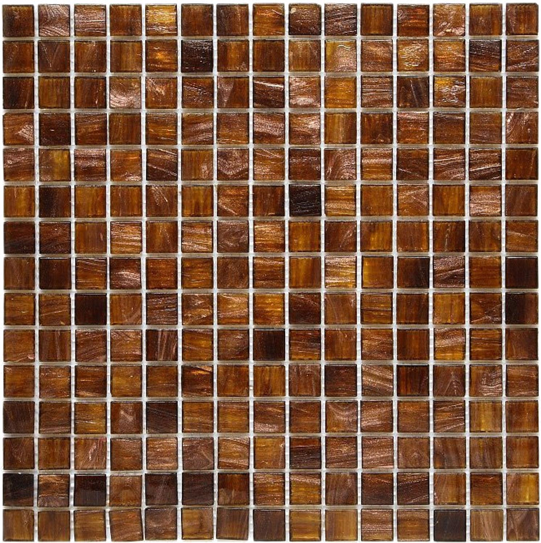 Jademosaik 004 Braun 32,7x32,7 cm