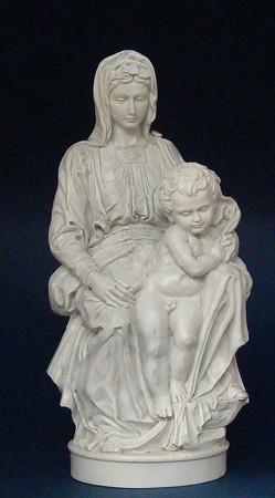 Brügger Madonna MICHELANGELO Skulptur MIC03