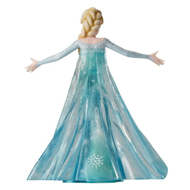 LET IT GO Elsa XL FROZEN Skulptur Haute Couture – Bild 3