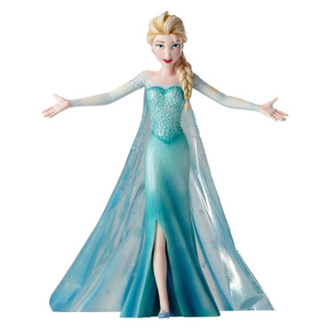 LET IT GO Elsa XL FROZEN Skulptur Haute Couture – Bild 1