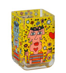 FLOWER POT HEADS Windlicht James Rizzi 001