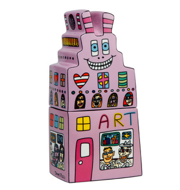 ART IN THE CITY Dose James Rizzi