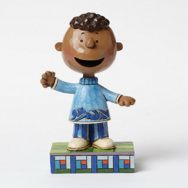 Friendly Franklin - THE PEANUTS Skulptur 4049404  – Bild 3