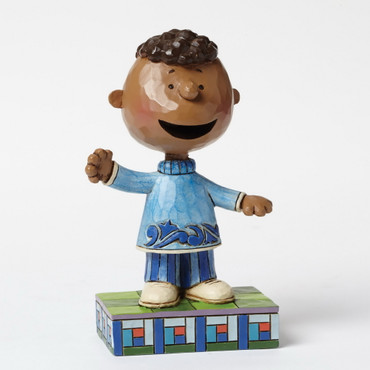Friendly Franklin - THE PEANUTS Skulptur 4049404  – Bild 1