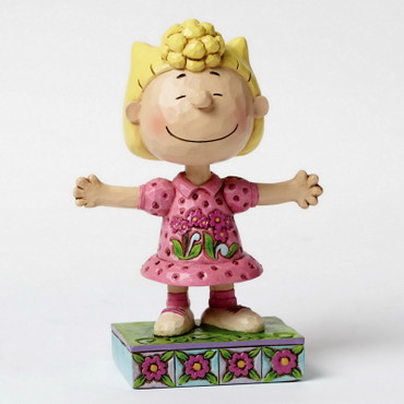 Sassy Sally - THE PEANUTS Skulptur 4049406  – Bild 1