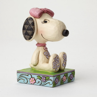 Snoopy's Sister Belle - THE PEANUTS Skulptur 4049408  – Bild 1