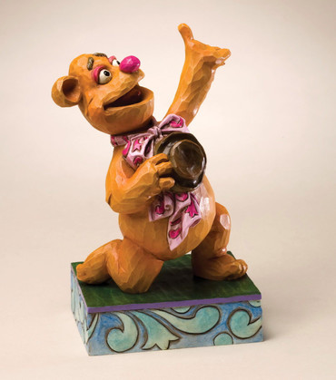 Fozzie Bear JIM SHORE Figur 4020808