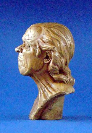 Verärgerter Mann F. X. MESSERSCHMIDT Skulptur ME04 – Bild 2