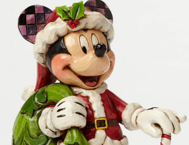 Holiday Cheer for All - Mickey 4046014 Figur  – Bild 3