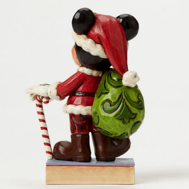 Holiday Cheer for All - Mickey 4046014 Figur  – Bild 4