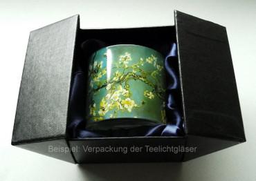 "MUSEUMS TEELICHTGLAS - ""Vincent van Gogh - Iris1889"" - Teelichthalter - NEU !! – Bild 2"