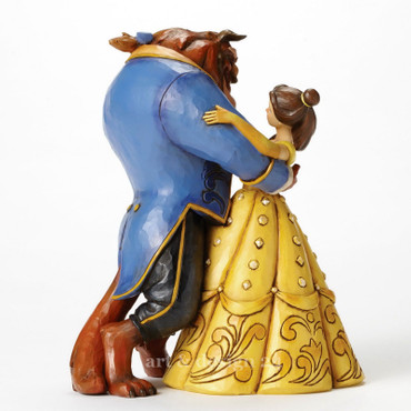 ENESCO DISNEY Skulptur - BEAUTY AND THE BEAST - Jim Shore Figur 4049619  – Bild 2