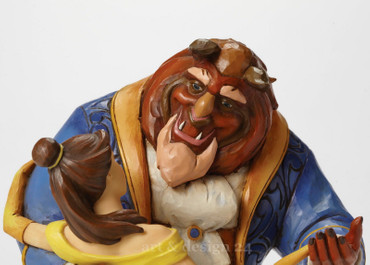 ENESCO DISNEY Skulptur - BEAUTY AND THE BEAST - Jim Shore Figur 4049619  – Bild 5