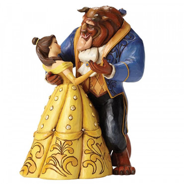 ENESCO DISNEY Skulptur - BEAUTY AND THE BEAST - Jim Shore Figur 4049619  – Bild 1