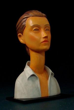 Lunia Czechowska AMADEO MODIGLIANI Figur MO04