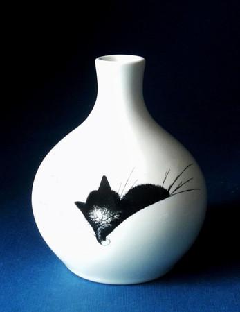 GROS DODO Vase Albert Dubout – Bild 1