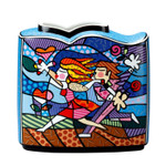 LOVE BLOSSOMS Vase Romero Britto 001