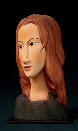 Jeanne Hébuterne AMADEO MODIGLIANI Figur MO10