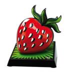 """BURTON MORRIS - POP ART  """"Strawberry - Skulptur"""" limit. Edition 500 Ex. weltweit 001"""