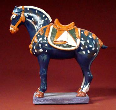 Pferd der Tang-Dynastie ART CHINOIS Skulptur CH03