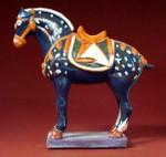 Pferd der Tang-Dynastie ART CHINOIS Skulptur CH03 001