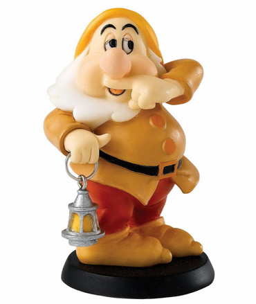 "DISNEY ENCHANTING COLLECTION - Zwerge-Figur - ""Sneezy"" - Sneezing Dwarf - A25979"