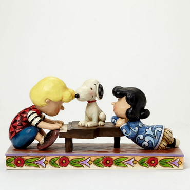 Happiness - THE PEANUTS Skulptur 4042385  – Bild 1