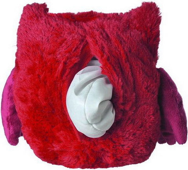 POP! Eule rot Warmies® – Bild 2