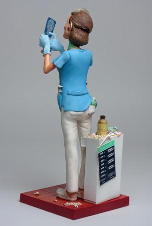 GUILLERMO FORCHINO - Lady Dentist - Zahnärztin – Bild 2