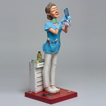 GUILLERMO FORCHINO - Lady Dentist - Zahnärztin – Bild 1