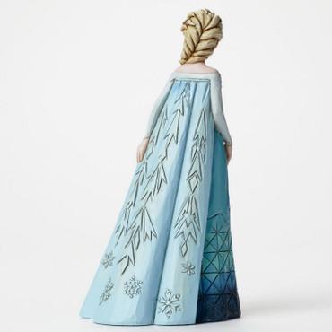 "DISNEY Skulptur ""ELSA - FROZEN - DIE EISKÖNIGIN"" Jim Shore Figur 4046035  NEU !! – Bild 3"