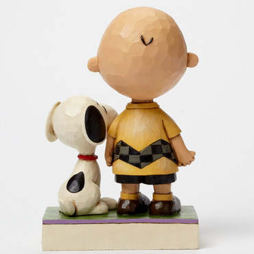Life Is Better With A Dog - THE PEANUTS Skulptur 4042387  – Bild 2