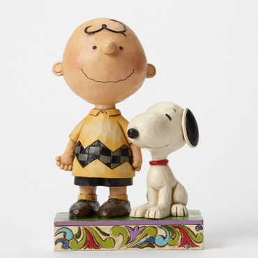 Life Is Better With A Dog - THE PEANUTS Skulptur 4042387  – Bild 3