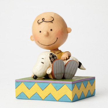 Happiness in Snuggling - THE PEANUTS Skulptur 4049397  – Bild 3