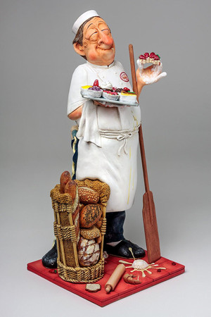 GUILLERMO FORCHINO - The Baker - Der Bäcker  – Bild 1
