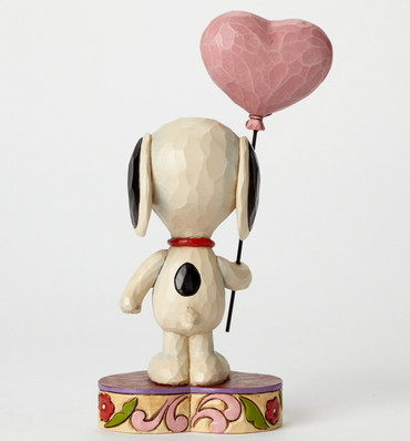 I Heart You - THE PEANUTS Skulptur 4042378  – Bild 3