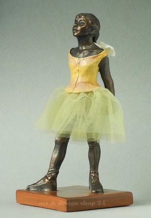 PETITE DANSEUSE -XS- Miniatur mit Tüll Edgar Degas