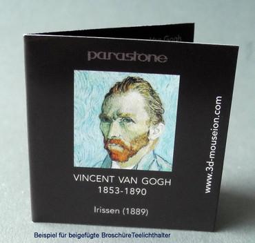 "MUSEUMS TEELICHTHALTER - ""Paul Klee"" - 3er - SET Teelichthalter - NEU !! – Bild 3"