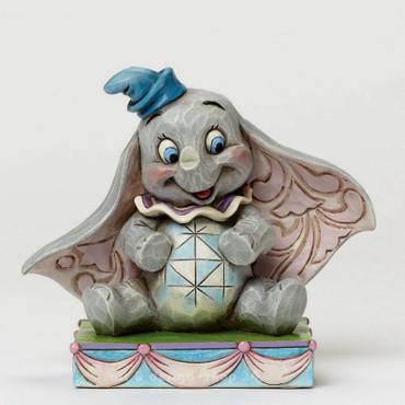"DISNEY TRADITIONS - Skulptur - ""DUMBO - Baby Mine"" Jim Shore Figur 4045248 NEU – Bild 3"