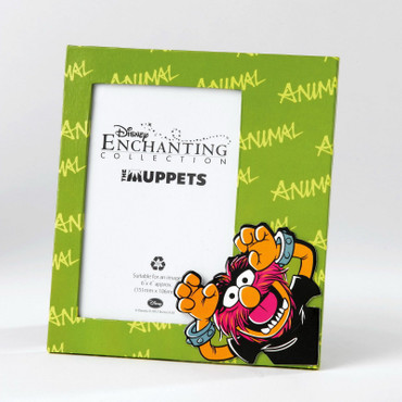 "DISNEY THE MUPPETS SHOW - Photo Frame - ""ANIMAL"" - Bilderrahmen A24790 NEU !!"