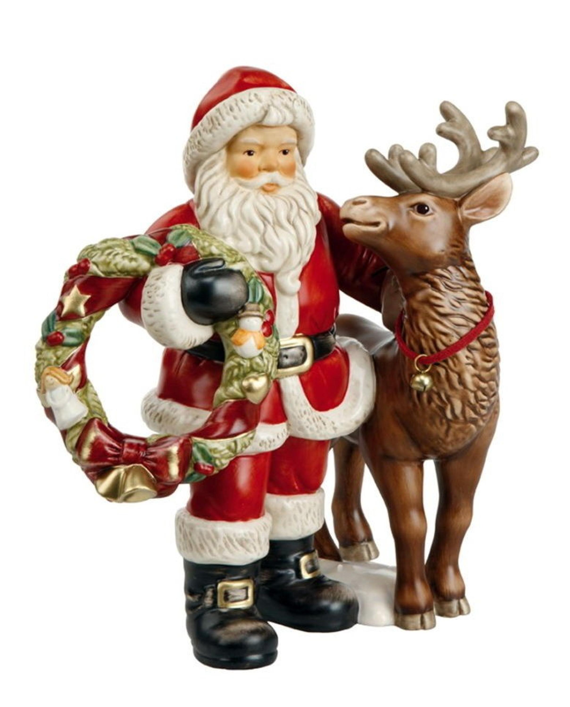 """goebel weihnacht  """"treuester freund""""  weihnachtsmann mit"""