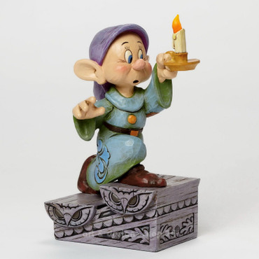 "DISNEY TRADITIONS - Skulptur - ""DOPEY""Jim Shore Figur - 4043642 NEU !! – Bild 2"