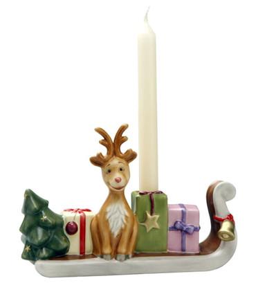 """GOEBEL WEIHNACHT - """"Im Advent"""" - Serie """"Die Weihnachtsfabrik"""" - 66871245"""