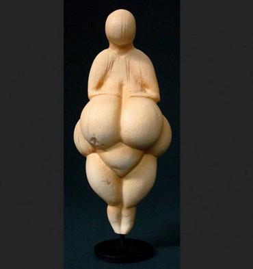 Venus von Lespugue VENUS STATUEN Skulptur VEN02